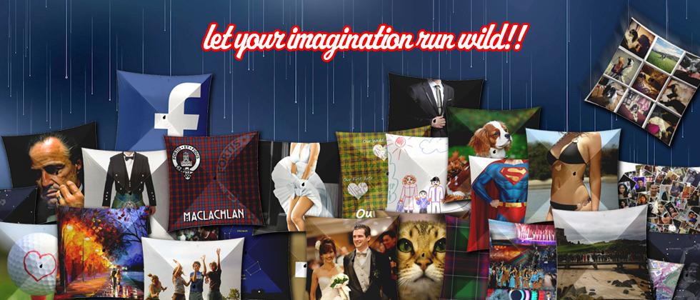 Let Your Imagination Run Wild with Unique Umbrellas and Design Your Own Umbrella